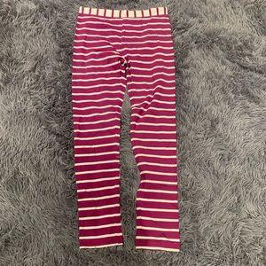 Other - Pink stripes PJ pants